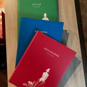 Kate Spade Coffee Table Books